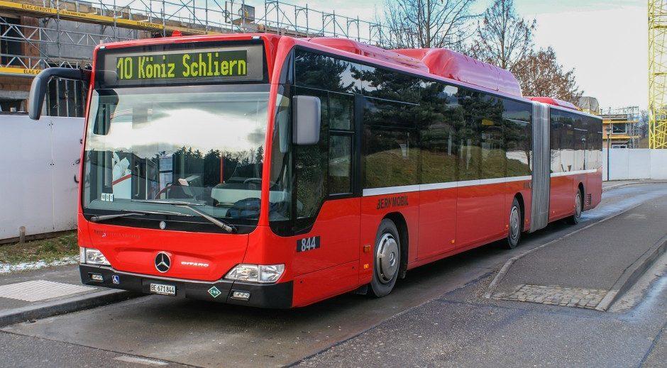 Angebotskonzept öffentlicher Verkehr 2018 – 2021